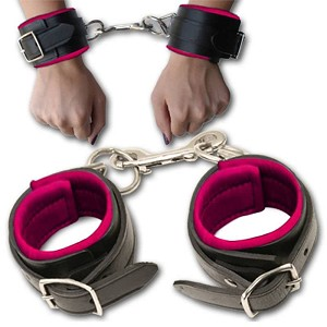 Lap Dance Romantic Rapture Wrist Restraints