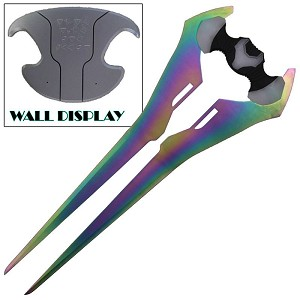 Special Operations Titanium Double Scythe Power Sword