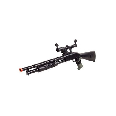 CYMA P799A Pump Action FPS-310 Spring Airsoft Shotgun