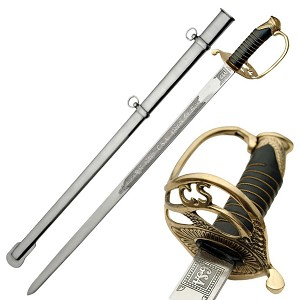 CSA Shelby Officers Sword