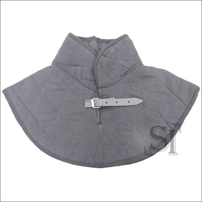 Cotton Armor Padded Gambeson Collar
