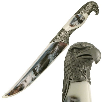 Let Freedom Ring Collector Edition Eagle Fixed Blade Knife