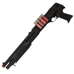 M183A1 Tactical Pump Action FPS-380 Spring Airsoft Shotgun