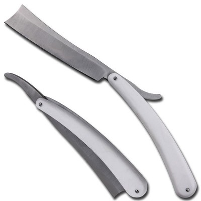 The Expendable Hale Ceasar Razor Knife White