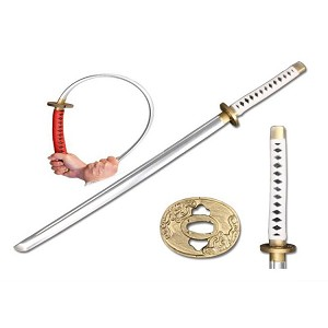 Yamato Japanese Katana Replica Devil Foam Cosplay Costume Sword