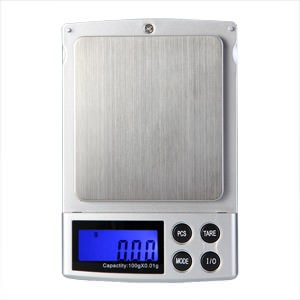 X6-100 Mini Digital Pocket Scale 100g x 0.01g Jewelry Scale